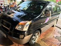 Bán Hyundai Starex GRX đời 2004, màu đen