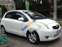 Bán xe Toyota Yaris AT 2008, màu trắng số tự động, giá tốt