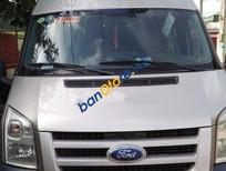 Bán Ford Transit MT đời 2009, màu bạc số sàn, giá chỉ 500 triệu