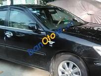 Bán xe Toyota Camry sản xuất 2003, màu đen