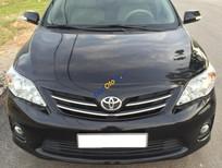 Bán Toyota Corolla altis 1.8G đời 2011, màu đen số tự động