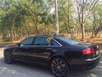 Bán Audi A8 đời 2008, màu đen, nhập khẩu