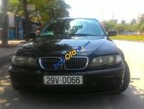 Bán xe cũ BMW 3 Series 318i 2002, màu đen