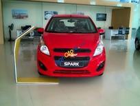 Bán ô tô Chevrolet Spark Van Duo 2016 động cơ 1.2l giá cực sốc