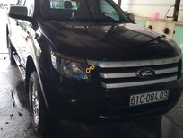 Bán Ford Ranger MT đời 2013, màu đen