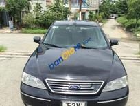Bán ô tô Ford Mondeo AT đời 2003, màu đen, giá 255tr