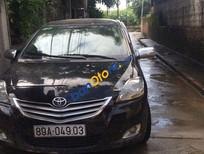 Bán Toyota Vios MT sản xuất 2011, màu đen