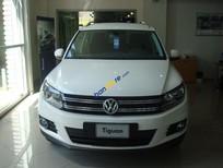 Volkswagen Tiguan 2.0 TSI 4 Motion 2016, màu trắng, nhập khẩu. Giảm giá lên tới 209tr chỉ còn 1.290 tỷ