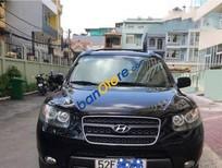 Cần bán xe cũ Hyundai Santa Fe MT 2007, màu đen số sàn