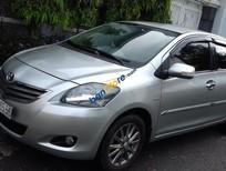 Bán Toyota Vios E 2013, màu bạc còn mới, 505 triệu
