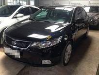 Cần bán xe Kia Forte 1.6MT năm 2012, màu đen số sàn, 452tr