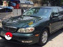 Bán Nissan Cefiro đời 2001, màu xanh lam, xe nhập