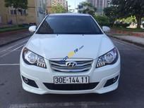 Cần bán lại xe Hyundai Avante 1.6 đời 2013, màu trắng, giá chỉ 505 triệu
