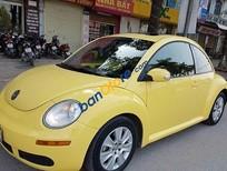 Bán ô tô Volkswagen Beetle 2.5AT năm 2008, màu vàng