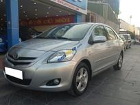 Cần bán lại xe Toyota Vios G sản xuất 2010, màu bạc