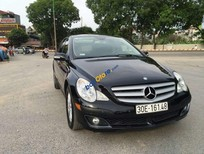 Cần bán gấp Mercedes R350 sản xuất 2006, màu đen, xe nhập