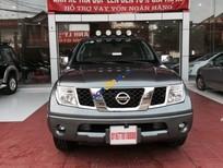 Bán Nissan Navara đời 2013, màu xám (ghi), xe nhập