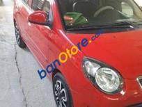 Bán ô tô Kia Morning MT năm 2011, màu đỏ