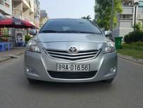 Bán xe Toyota Vios 1.5E đời 2012, màu bạc, như mới