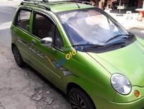 Cần bán Daewoo Matiz SE đời 2005, màu xanh lục, giá tốt