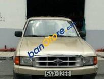 Bán xe Ford Ranger MT 2002, màu nâu, giá tốt