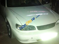 Bán xe cũ Toyota Corolla 1.3 đời 2000, màu trắng chính chủ