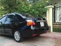 Bán Toyota Vios MT đời 2010, màu đen số sàn, giá 375tr