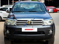 Bán Toyota Fortuner G 2.5MT đời 2009, màu xám (ghi), 87.600km