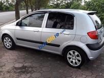 Bán ô tô Hyundai Getz 1.1 đời 2009, màu bạc, xe nhập chính chủ, 258 triệu