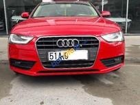 Bán Audi A4 đời 2014, màu đỏ, xe nhập