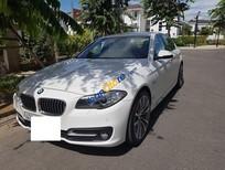Cần bán xe BMW 5 Series 520i đời 2015, màu trắng