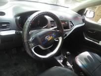 Bán ô tô Kia Morning Lx đời 2013, màu trắng xe gia đình