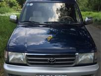 Bán xe cũ Toyota Zace GL 1.8 Fi đời 1999 chính chủ, giá chỉ 238 triệu