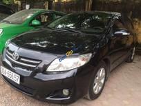 Bán xe cũ Toyota Corolla Altis 1.8 AT đời 2010, màu đen xe gia đình