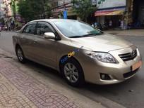 Bán xe Toyota Corolla altis 1.8MT 2010, màu vàng