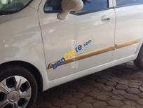 Cần bán Chevrolet Spark sản xuất 2009, màu trắng, 142tr