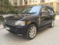 Cần bán xe cũ LandRover Range Rover đời 2008, màu đen, nhập khẩu chính hãng