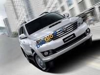 Cần bán xe Toyota Fortuner 2.5G đời 2016, màu bạc khuyến mãi lên đến 30 triệu tại Toyota Đông sài Gòn- CN Gò Vấp