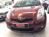 Bán ô tô Toyota Yaris 1.3AT đời 2009, màu đỏ, giá 540tr