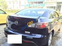 Bán Mazda 3 AT đời 2011, màu đen