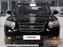 Bán Hyundai Santa Fe MLX 2.2AT đời 2007, màu đen, nhập khẩu nguyên chiếc, số tự động
