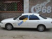 Xe Mazda 626 MT sản xuất 1996, màu trắng