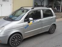 Cần bán xe Daewoo Matiz 2005, màu bạc xe gia đình giá cạnh tranh
