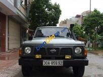 Bán Nissan Patrol MT đời 1993, màu đen, xe nhập