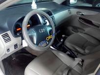 Cần bán xe Toyota Corolla Altis 1.8 G đời 2013, màu bạc còn mới, giá tốt