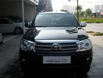 Cần bán gấp Toyota Fortuner 2011 máy dầu số sàn, 780 triệu