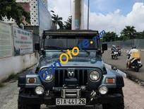 Bán Jeep Wrangler Unlimited đời 2000, nhập khẩu chính hãng số sàn, 600 triệu