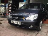 Bán Hyundai Getz MT năm 2010, màu đen chính chủ, giá tốt