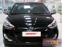 Cần bán xe Hyundai Accent Blue 1.4AT đời 2013, màu nâu, nhập khẩu, số tự động, 514tr