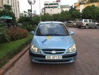 Cần bán xe Hyundai Getz đời 2009, màu xanh lam